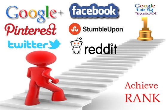 "#socialSEO #socialshare #links 10 Tweets 5 Reddit 12 FB share 6 Google Plus 8 Pinterest 7 StumbleUpon  This is 100% Manual Service. ""Great Social Deal"" for you only at $5. Our team always ready to provide you 10 Twitter Tweets, 5 Reddit, 12 Facebook share, 6 Google Plus, 8 Pinterest, 7 StumbleUpon likes within 2-3 days.  Achieve organic links and traffic daily, High Google and Alexa Ranking for your website only with $5."