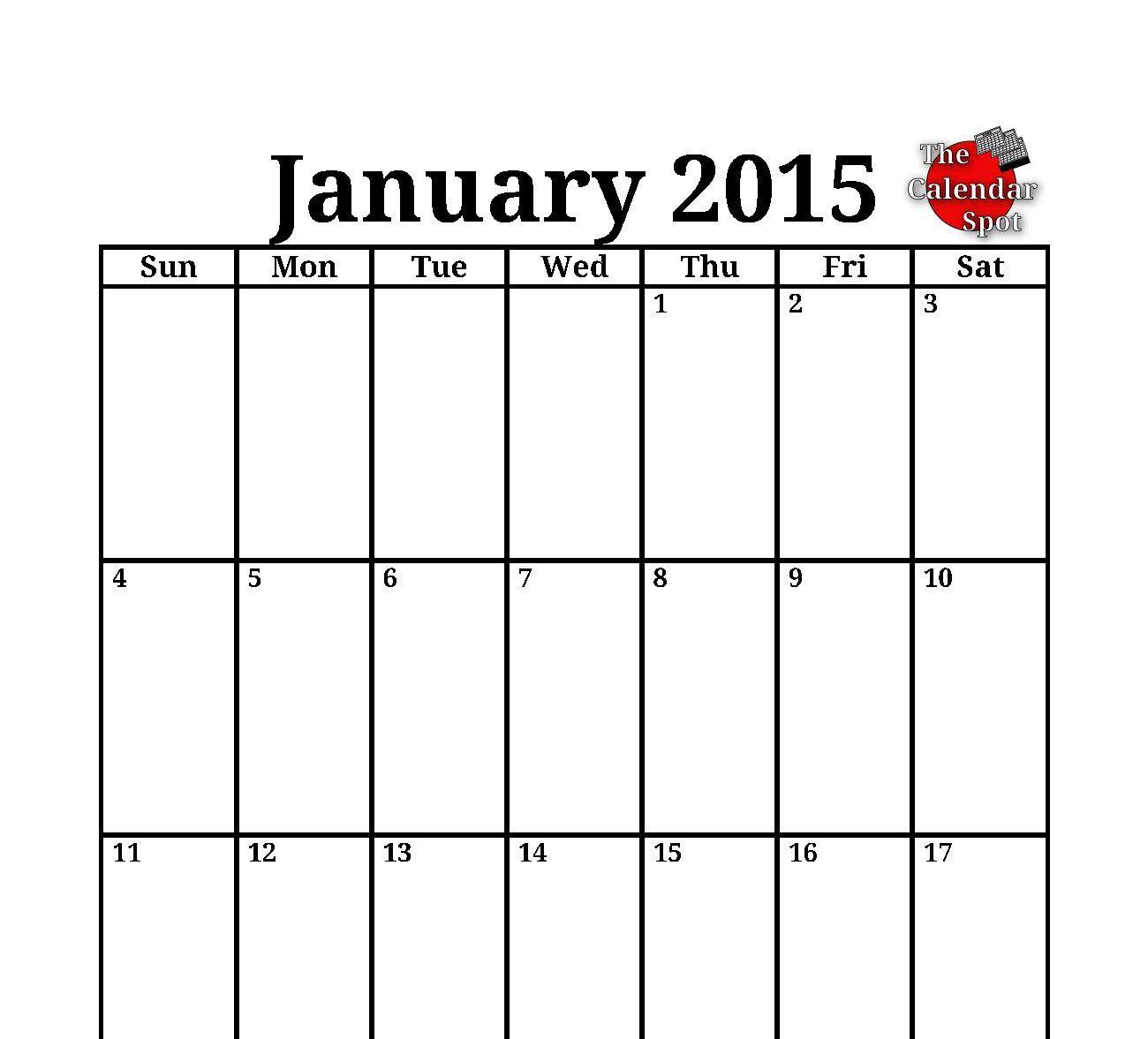 january 2018 calendars the calendar spot