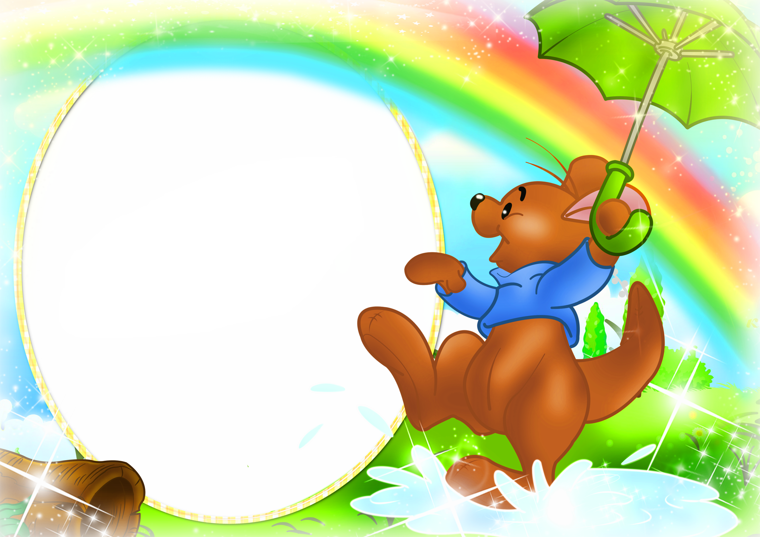 Transparent kids png frame with kanga winnie the pooh gallery transparent kids png frame with kanga winnie the pooh voltagebd Gallery