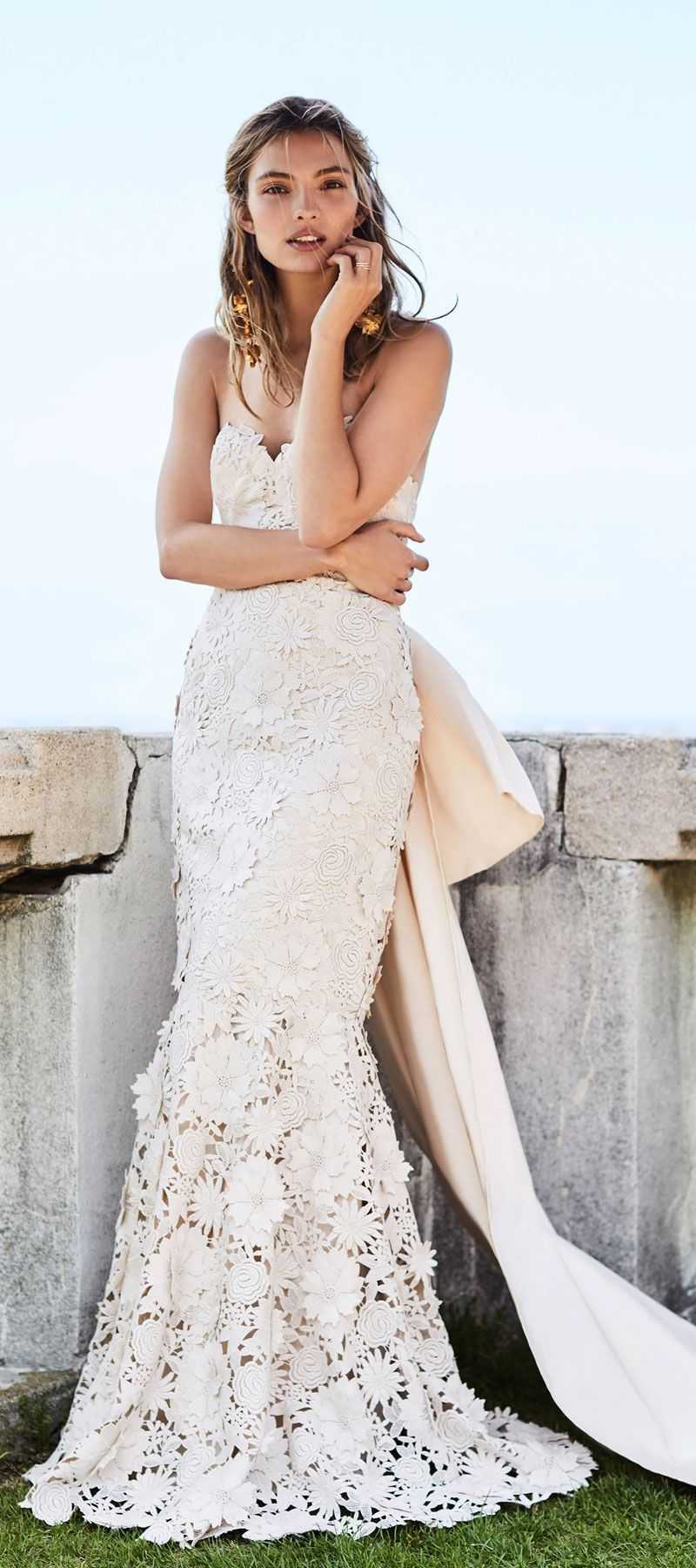 Johanna ortiz wedding dresses empire waistlines and other