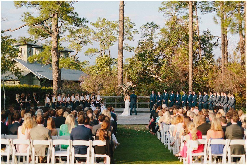 Destination Wedding At Watercolor Inn Resort Watercolor Inn