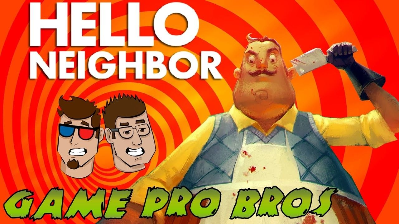 Video: Hello Neighbor Gameplay Alpha: Invasion of the Private