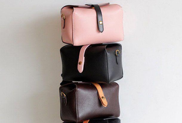Handmade Leather bag for women leather shoulder bag crossbody bag | EverHandmade