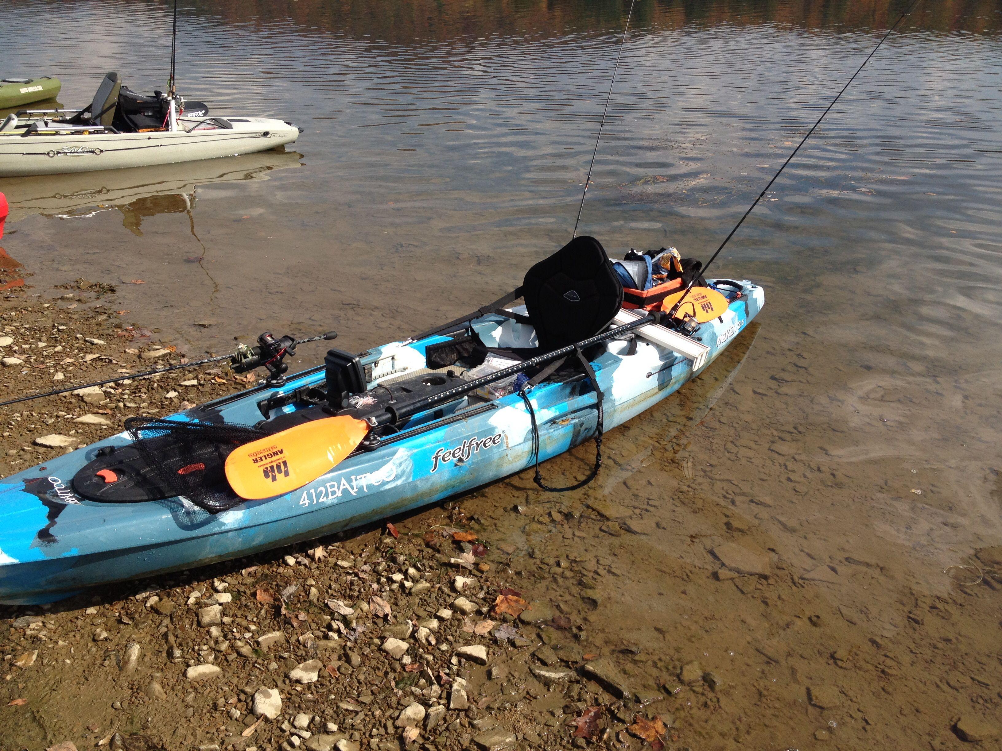 Moken 12 5 After A Tournament Kayak Fishing Kayaking Skateboard