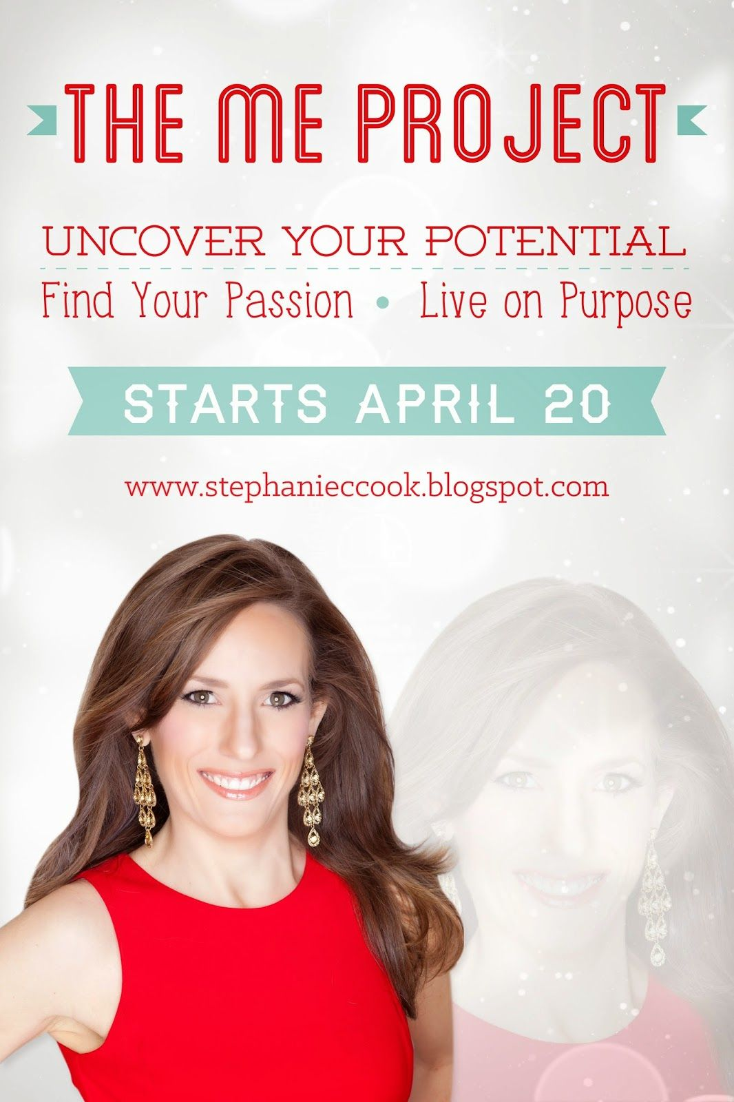 The ME Project Perfect for moms and women searching for your true potential and passion in life