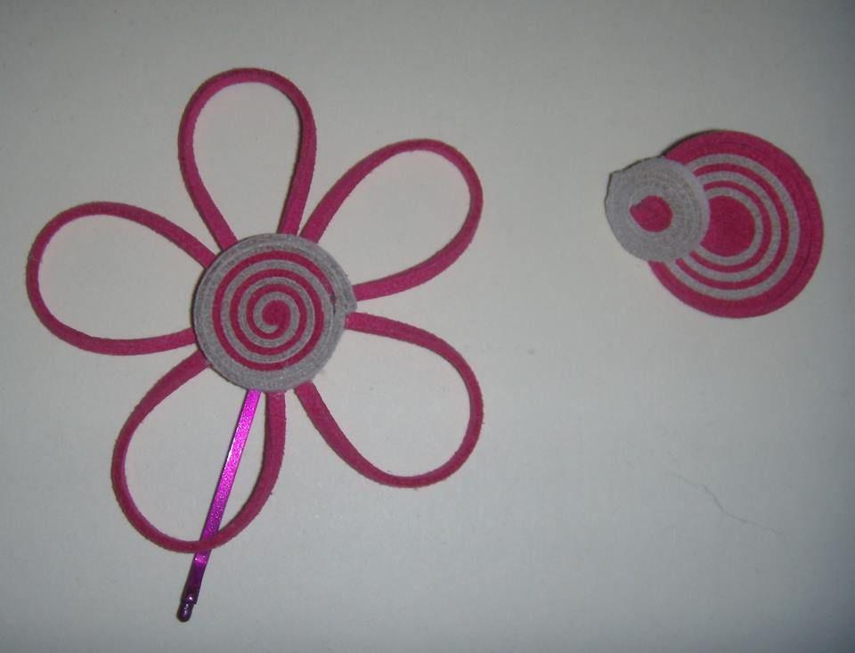 Horquilla y anillo de antelina