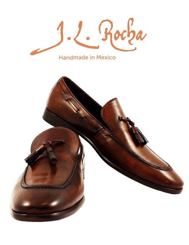 Never underestimate the power of a new pair of shoes, walking on an artisanal handmade pair gives you the joy of knowing you can do it all!