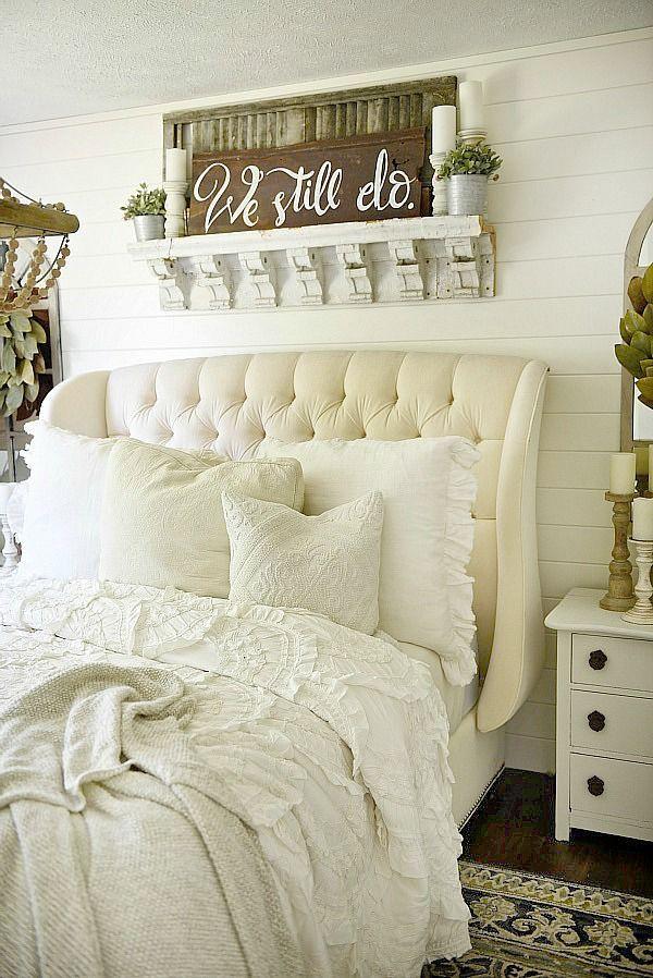 26 Best Wall Decor Ideas   For More #decorating #best #wall #decor · Bedroom  DécorBedroom InspoMaster BedroomsBedroom IdeasMaster SuiteShelf Above  BedAbove ...