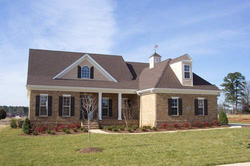 Tullamore Square Home Plans And House Plans By Frank Betz Associates Traditional House Plan Square House Floor Plans House Plans