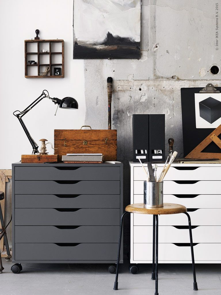 Espace De Travail Dans Un Esprit Atelier Office Officespace Desk
