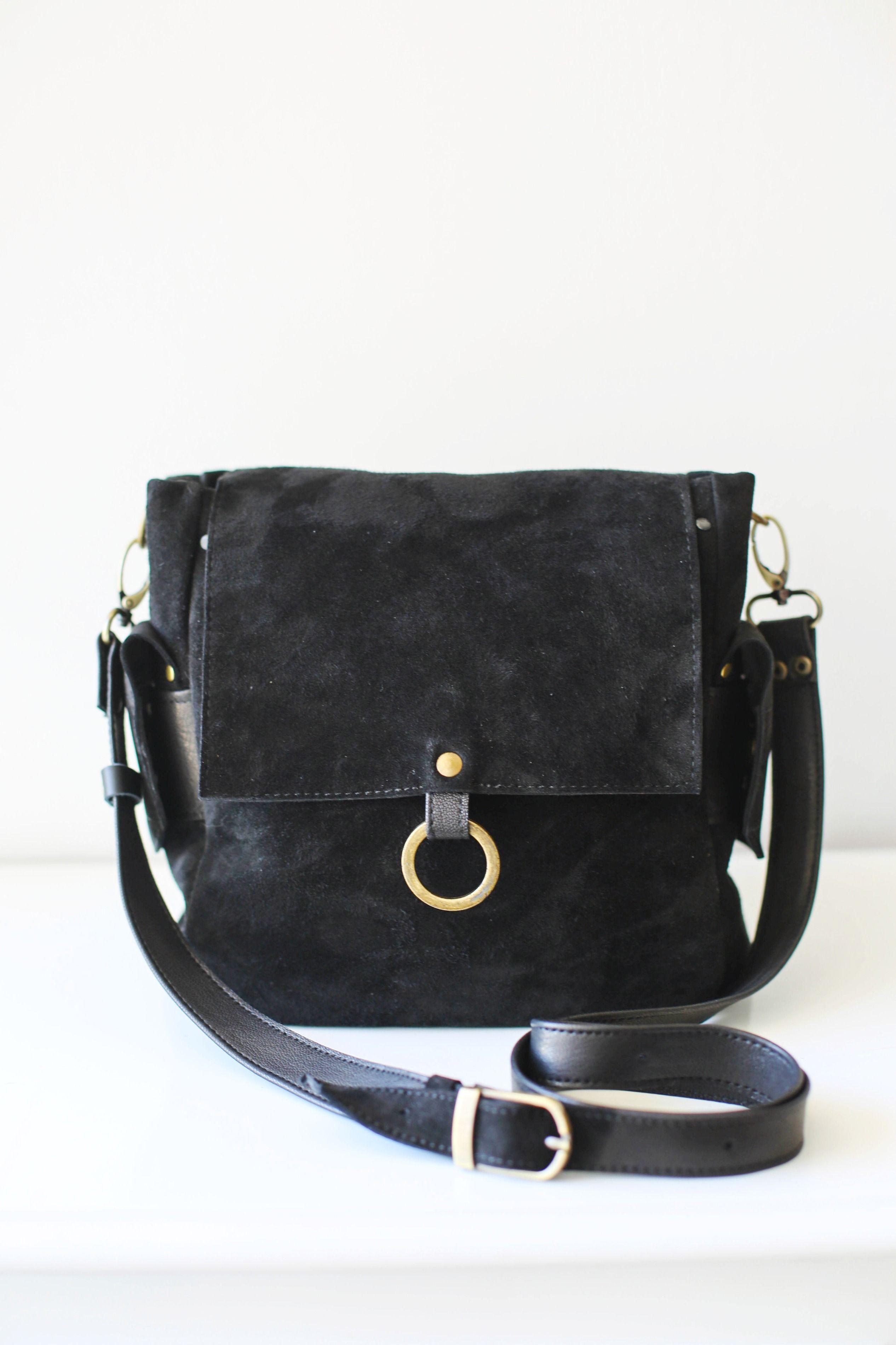 1b7b39bf4009 Leather Crossbody Bag