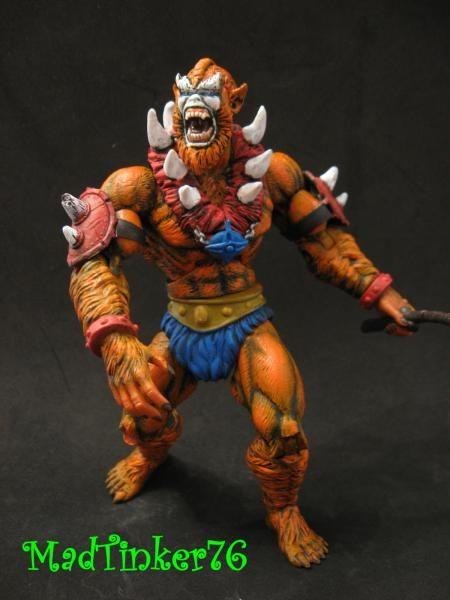 MOTU Classics Beastman (Masters of the Universe) Custom Action Figure
