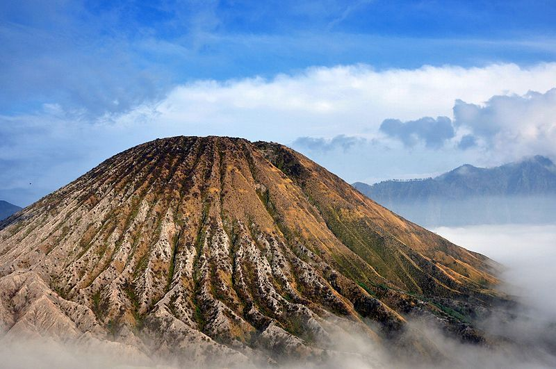 Wisata Gunung Bromo Background Pictures Mountains Scenery