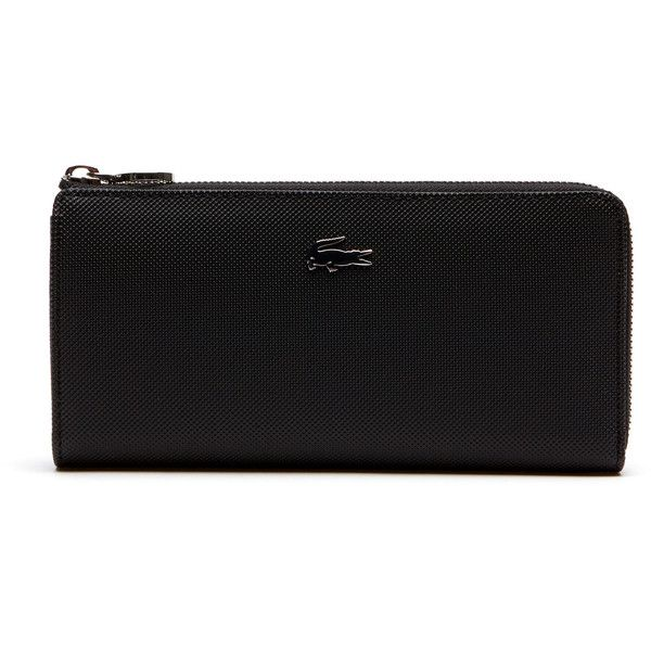 Womens Womens Classic Wallets Lacoste