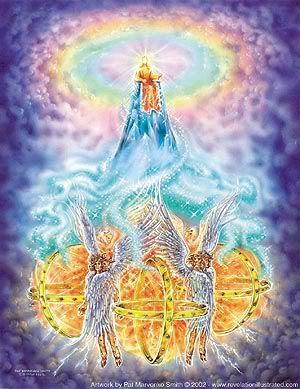 아멘 주 예수여 어서 오시옵소서              Amen! Come, Lord Jesus: JEHOVAH'S Glory Departs From The Temple And Jerusa...