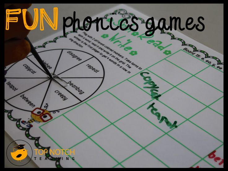 Phonics Games Freebie And A Giveaway Aussie FREEBIE Teaching