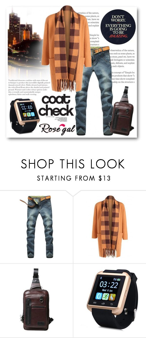 """""""Rosegal 14"""" by mery66 ❤ liked on Polyvore featuring rosegal"""