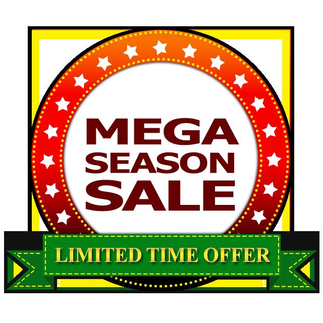 Mega Season Sale Limited Time Offer Png Picture Wowpng Com Limited Time Offer Hosting Company Checkup