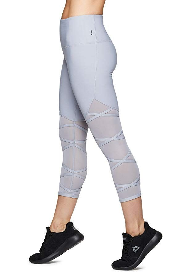RBX Active Women's Running Athletic Yoga Workout Leggings