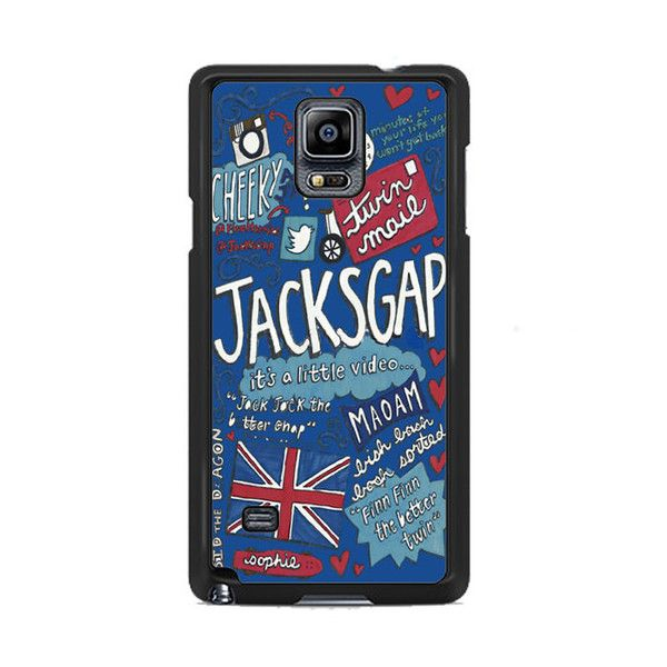 Jacksgap Collage Art Samsung Galaxy Note 3 | 4 Cover Cases