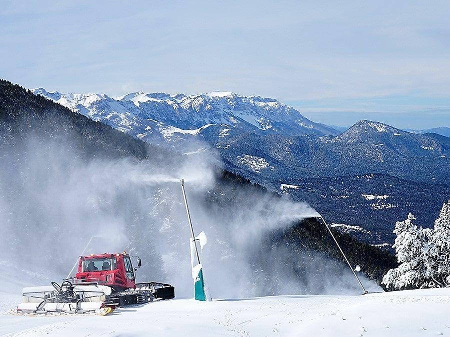 Apertura Récord Masella Abre Sus Pistas De Esquí El Uno De Noviembre Esquí Pisto Apertura