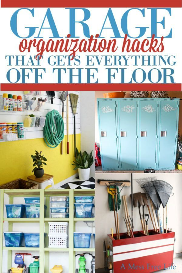are you looking for some cheap diy garage organization on best garage organization and storage hacks ideas start for organizing your garage id=35469