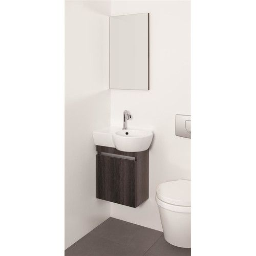 Found it at wayfair co uk aico 49 5cm wall mounted vanity unit