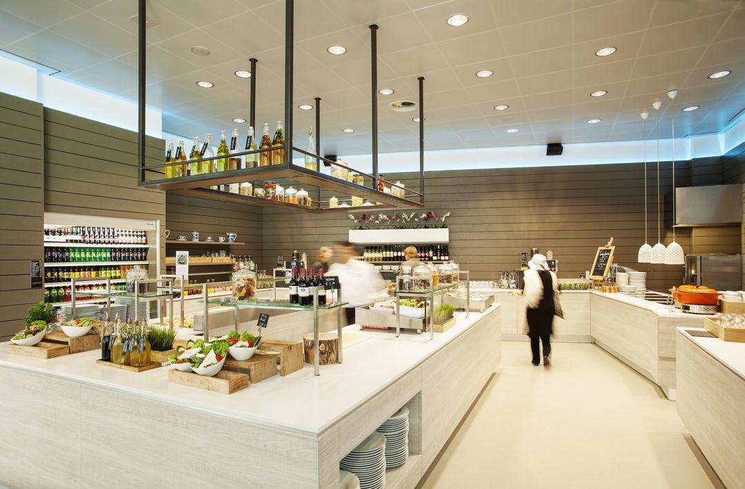 Aziz Mall Food Court