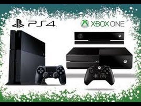 XBOX ONE AND PS4 GIVEAWAY