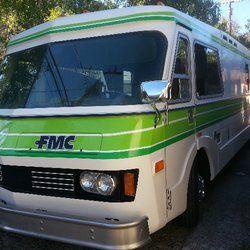 Retro Odyssey Granada Hills Los Angeles Ca Gmc Motorhome Vintage Camper Rv Repair