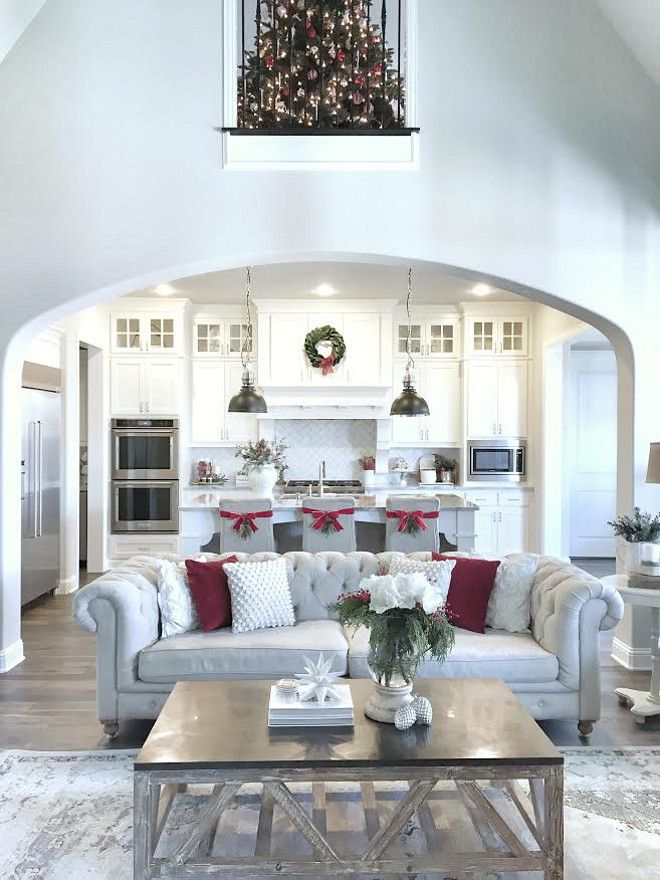 Pin On Dream Home #paint #ideas #for #kitchen #and #living #room
