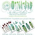 *NEW* Frond Collection Stencils