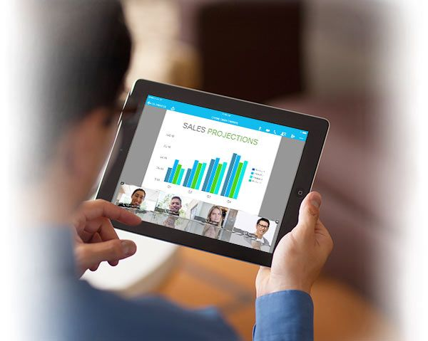 Cisco WebEx Meeting Center. Video conferencing for