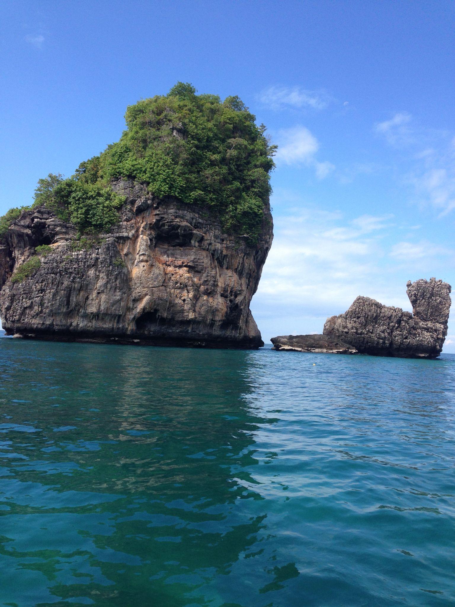 Les îles autour de Phuket