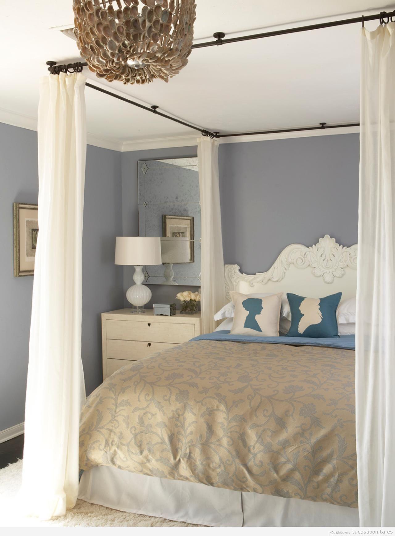 Ideas decorar dormitorio matrimonio distintos estilos