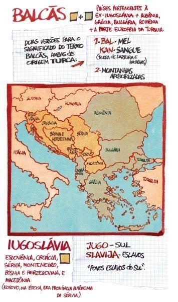 Que tal uma volta pelos Balcãs para descansar seu bolso? Foto do blog http://foraadentro.wordpress.com/