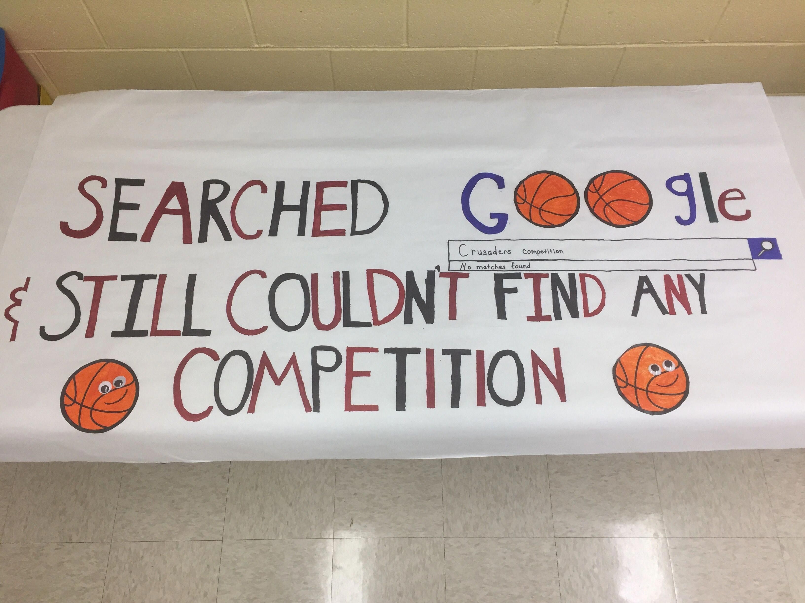 Basketballplayoffs School Spirit Posters High School Football Posters Cheerleading Signs
