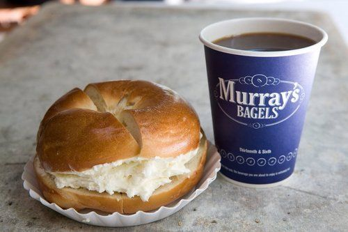 Starving ny nyc murray´s bagels