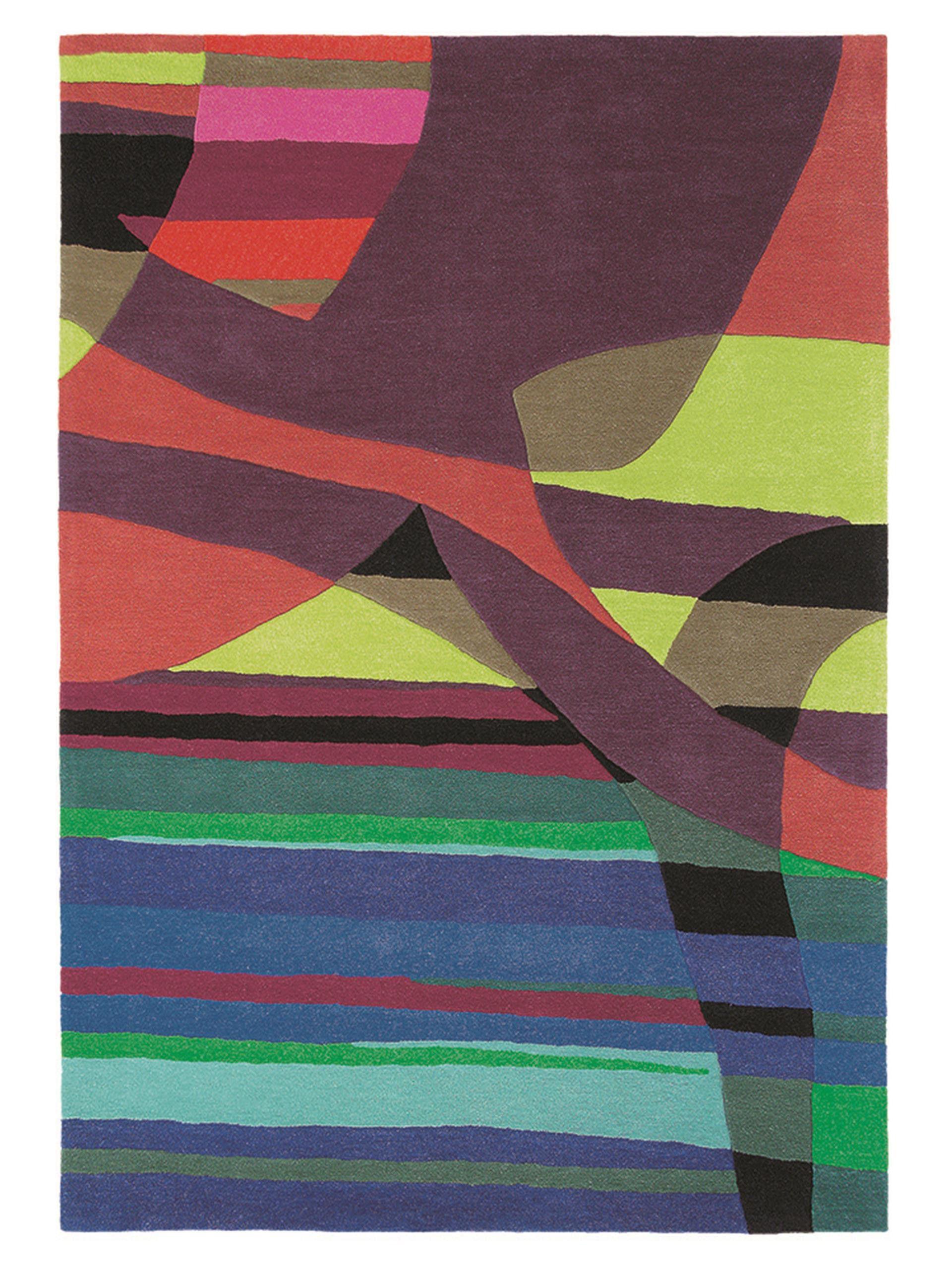Benuta De http benuta de moderne teppiche kurzflor teppiche teppich xian