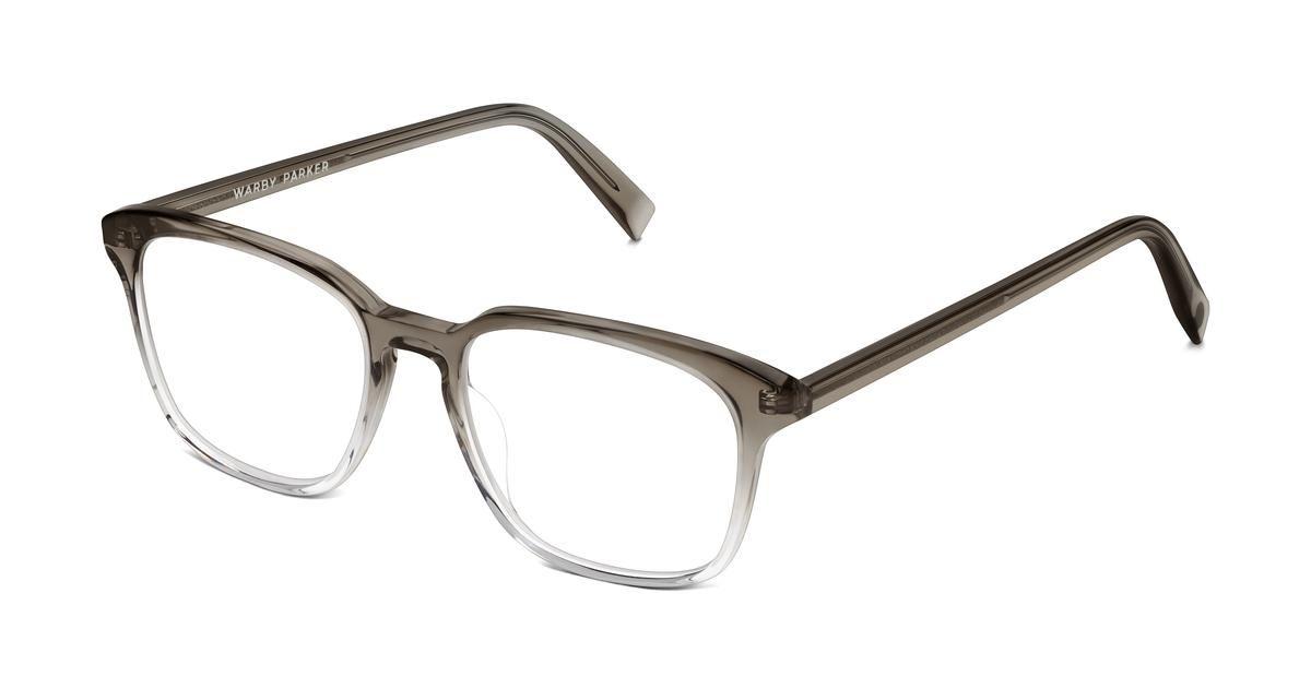 58b048d15f65 Dawes Eyeglasses in Driftwood Fade for Men. Dawes is a classic ...