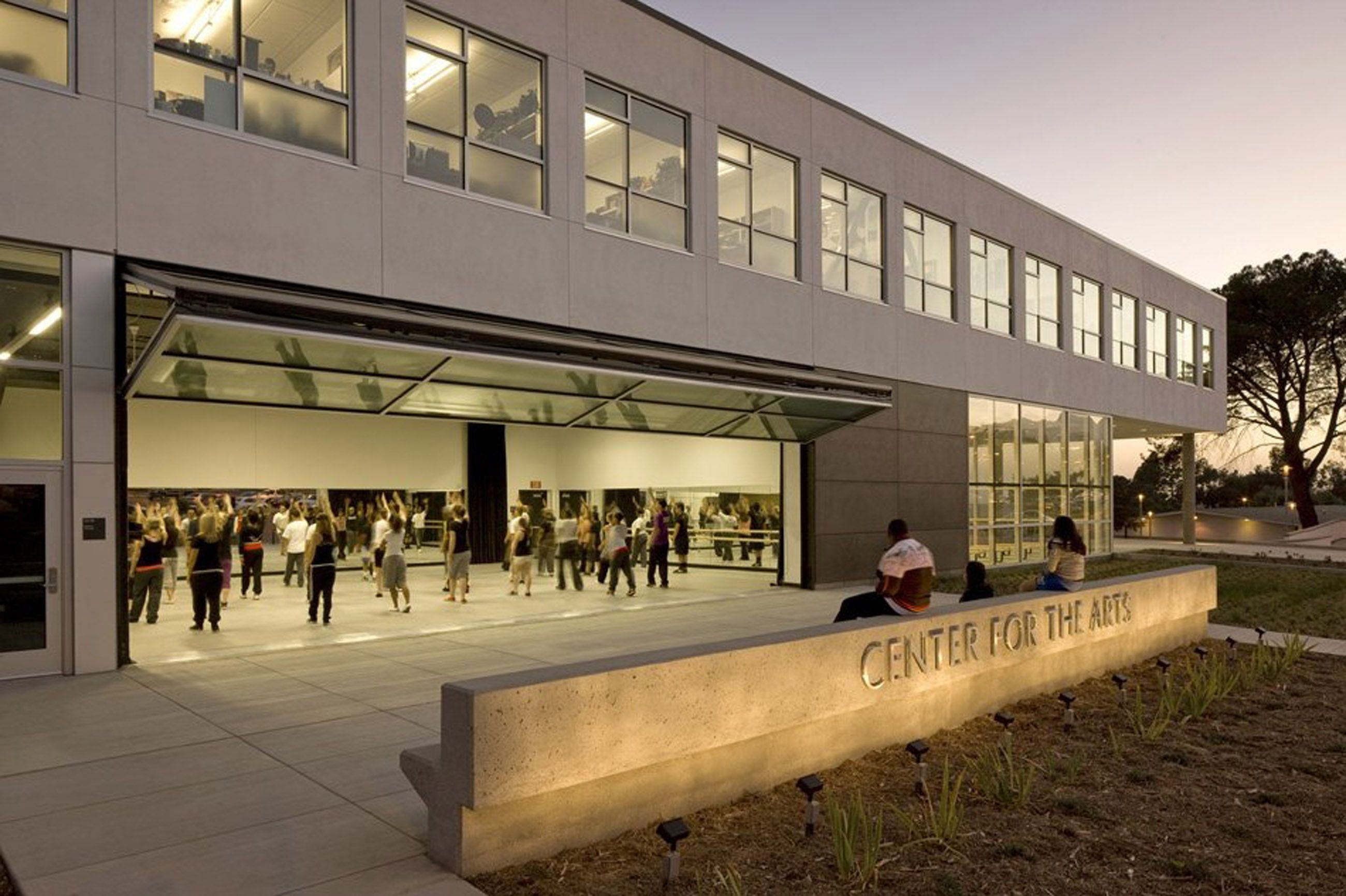 Chaffey College - Visual and Performing Arts Building - Rancho ...