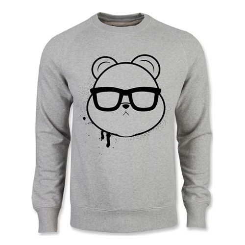 Dope Bear Square Sweatshirt