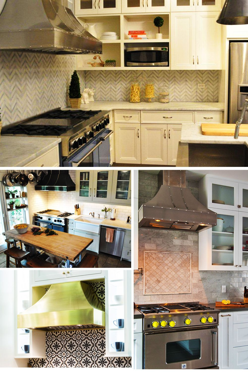 open burner gas ranges and stoves