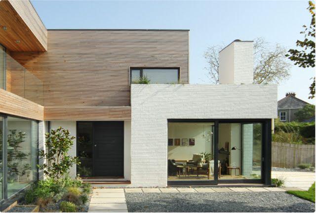 grand designs maison contemporaine Pinterest Maison, Maison - Plan De Maison Cubique