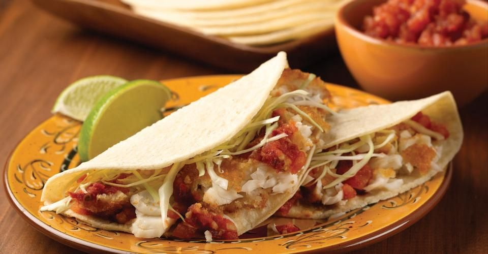Gorton 39 s seafood authentic fish tacos food i might for Authentic fish tacos