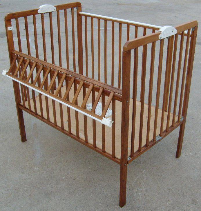 9 Inspiring Wooden Portable Crib Snapshot Inspirational