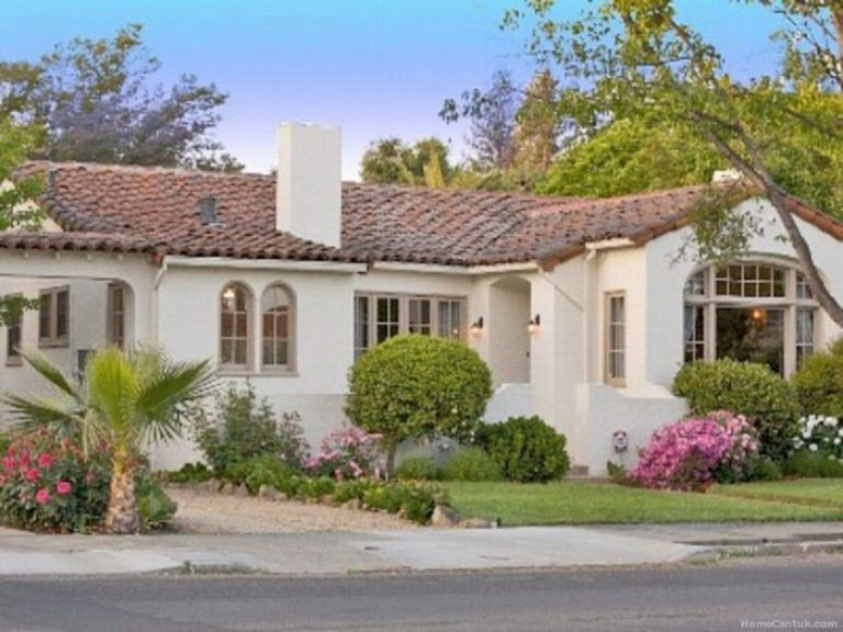 35+ Spanish Style Exterior Paint Colors You Will Love