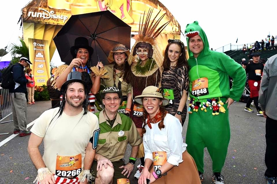 WDW Marathon Weekend 2016 5k Race — Magic of Running
