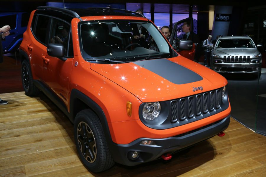 2015 Jeep Renegade Turbo