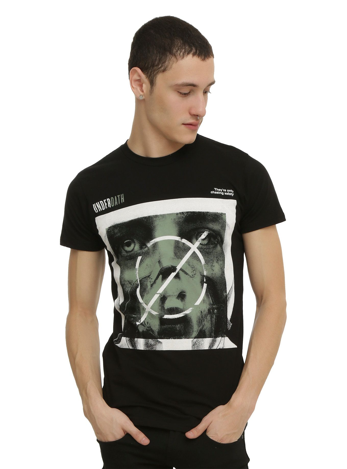 Underoath They're Only Chasing Safety TShirt Shirts, T
